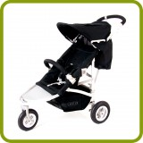 WHIZZ Jogger negro - Carritos y Cochecitos