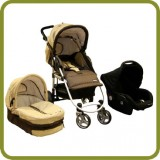 3in1 Sistema modular beige - Carritos y Cochecitos